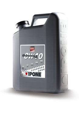Aceite de motor moto Sintético 4T Ipone 0W40