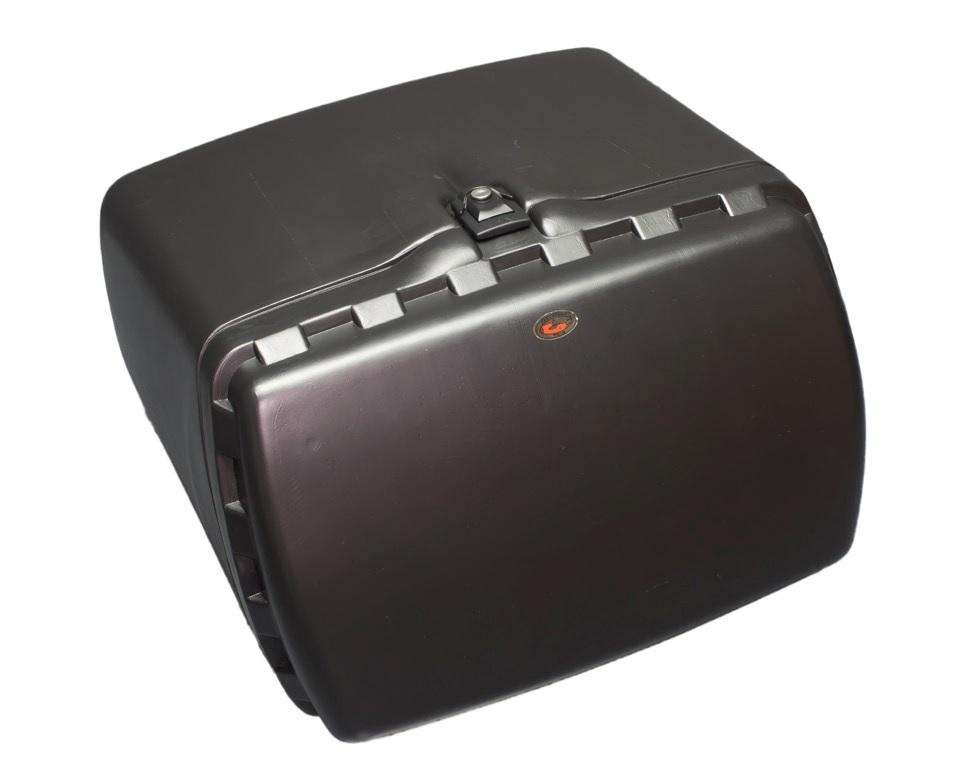 Baúl Maxi Box con cerradura material polipropileno universal Puig 0468