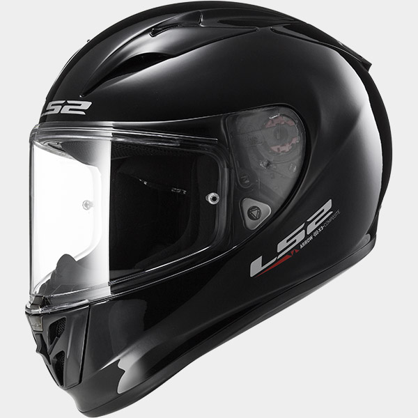 Casco integral LS2 Arrow R EVO Negro