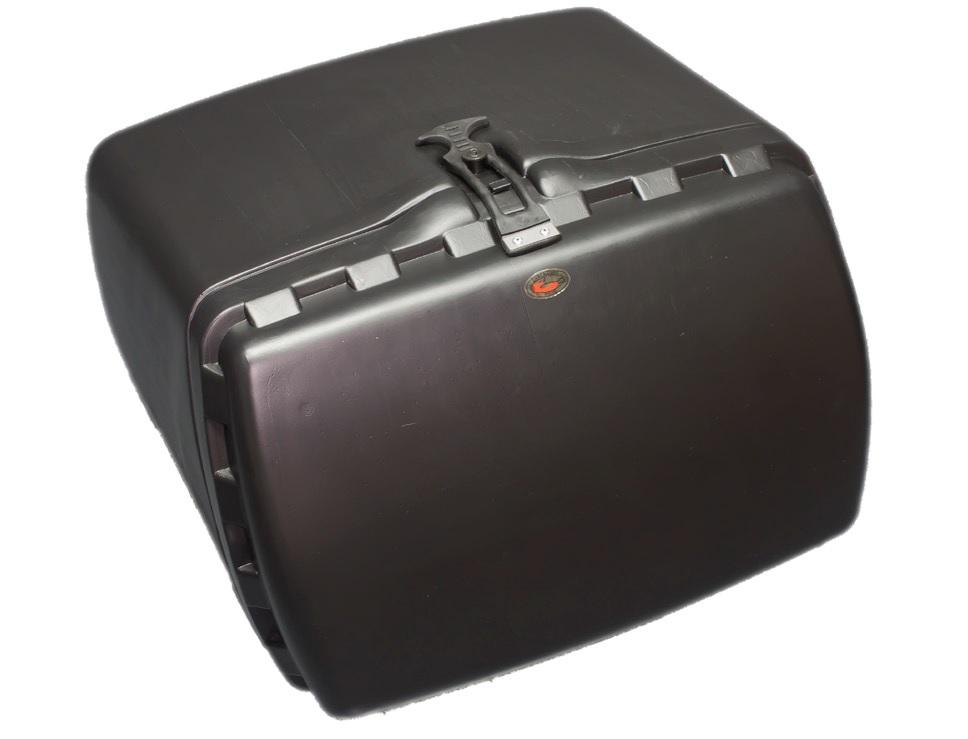 Baúl Maxi Box con tirador material polipropileno universal Puig 1126