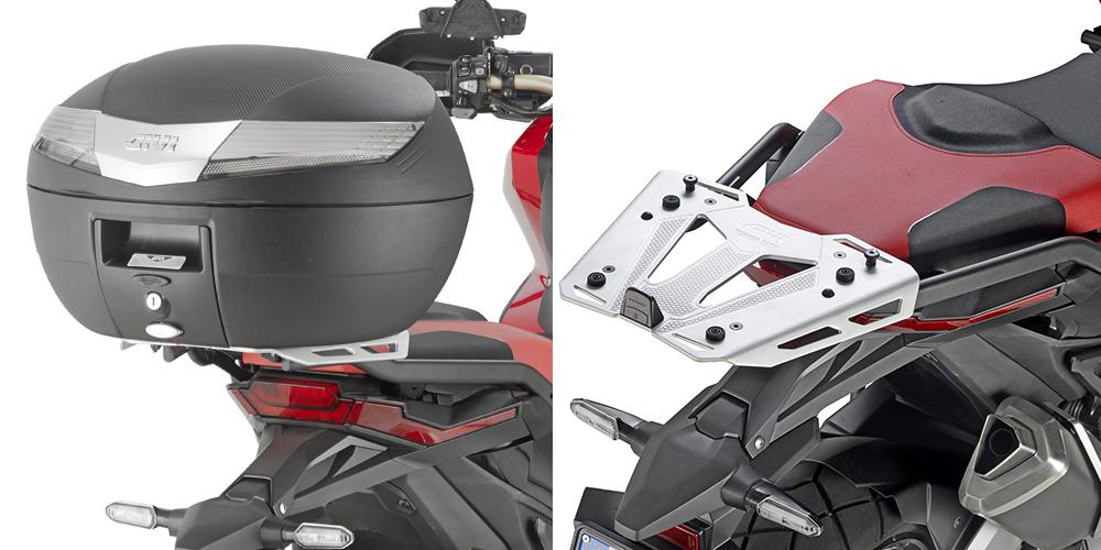 Soporte de maleta trasera Givi para Honda X-ADV 2017