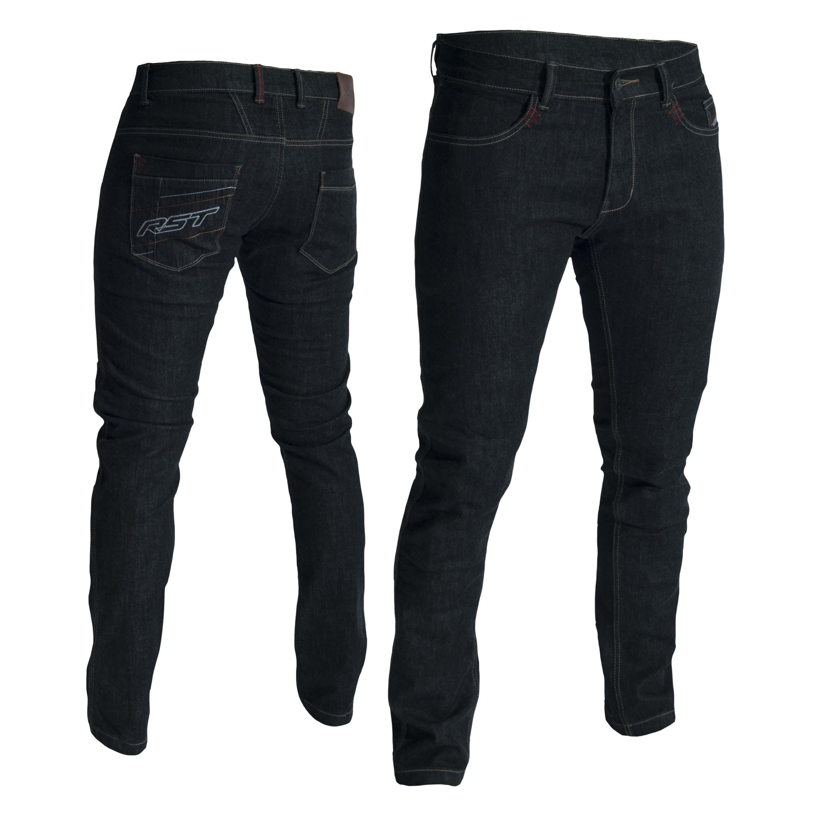 Pantalón RST Straight Negro