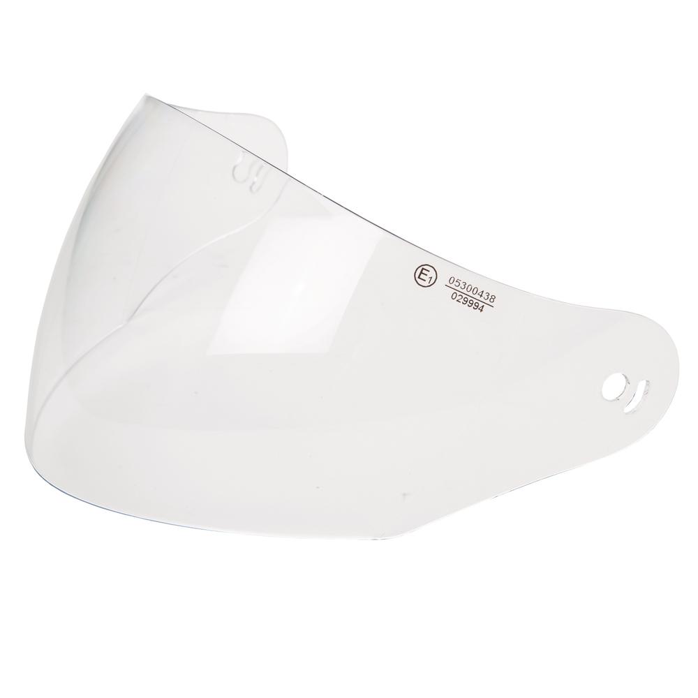 Pantalla larga para casco demi-jet Elmettin Tucano Urbano