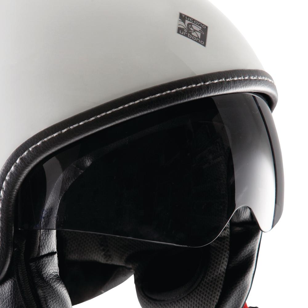Gafas interiores de sol para casco demi-jet Elmettin Tucano Urbano