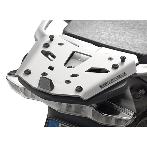 Soporte de baúl trasero Givi SRA5113 en aluminio para moto BMW R1200RT LC 2014>