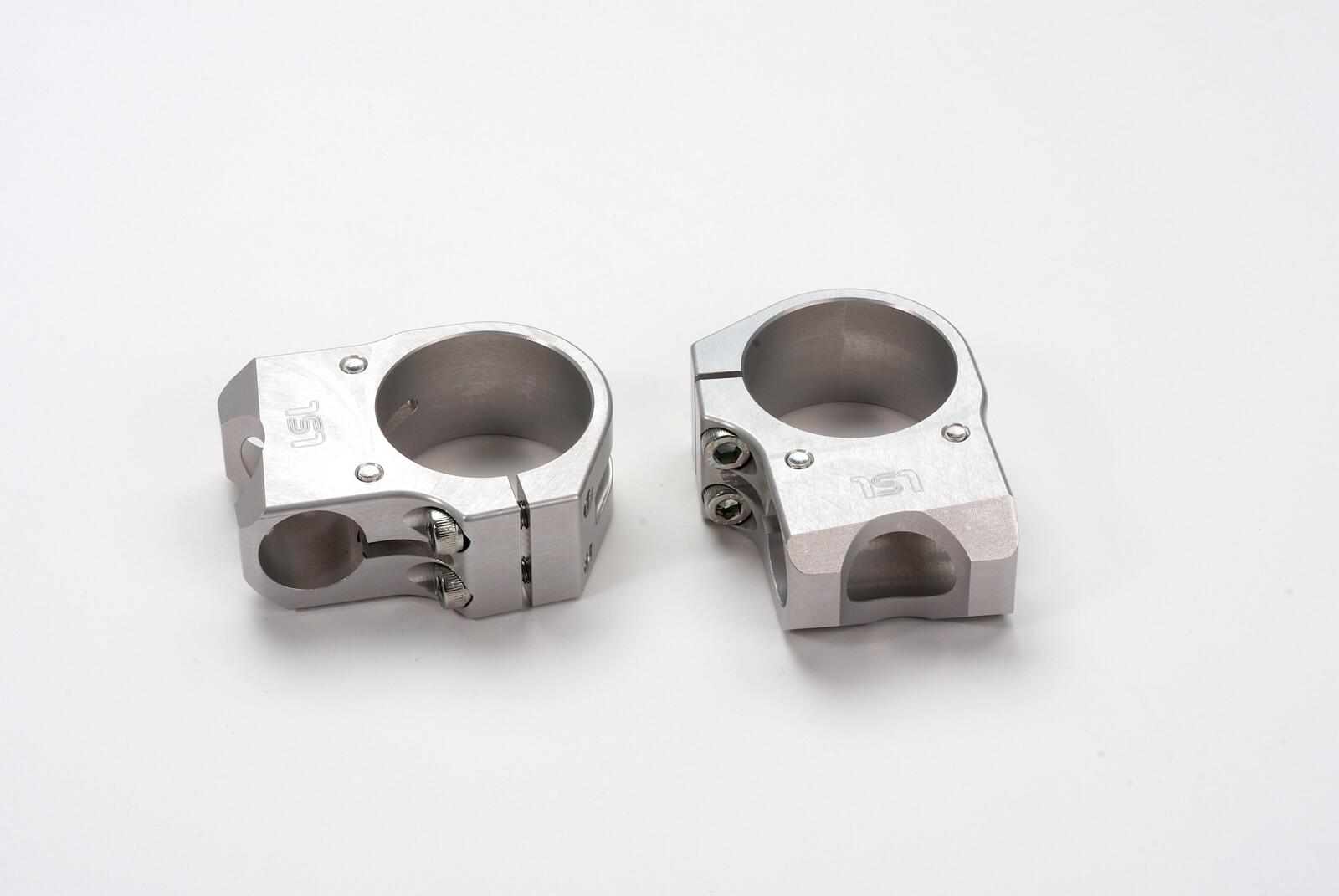Abrazaderas seminanillar sport LSL diámetro de 51 mm