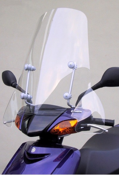 Cúpula transparente Fabbri para Yamaha Cygnus X125 04-06 y MBK Flame X 125 04-06