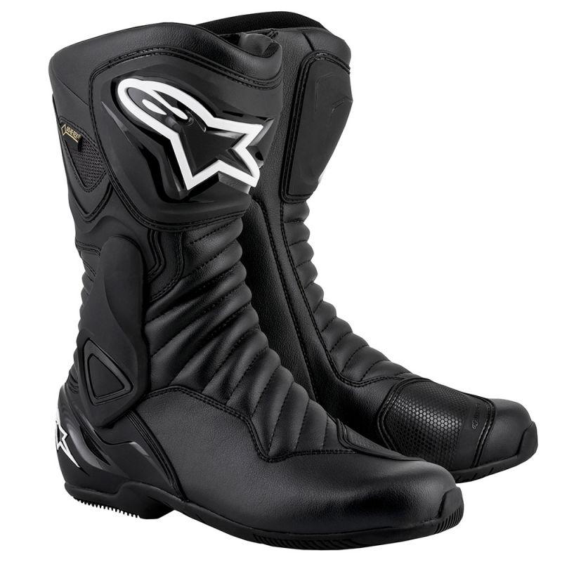 Botas Alpinestars SMX-6 V2 Gore-Tex Black