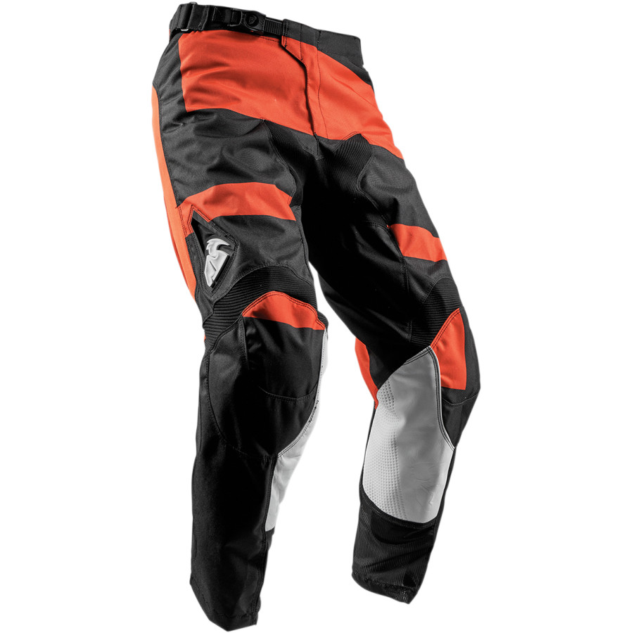 Pantalón cross Pulse Level THOR Naranja/negro