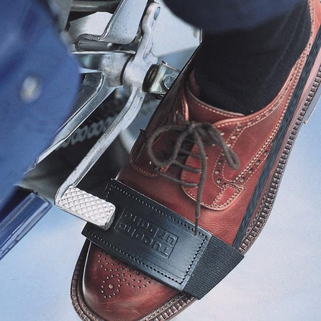 Protector de calzado para uso en moto 313