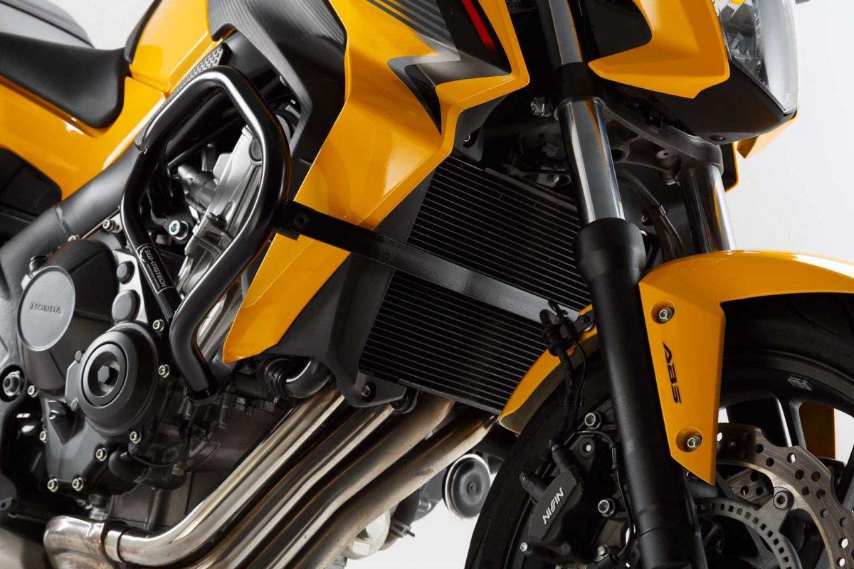 Defensas de motor SW Motech para Honda CB650F (14- ) / CB650R (19- )