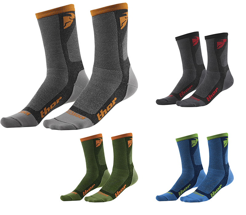 Calcetines transpirables Dual Sport THOR