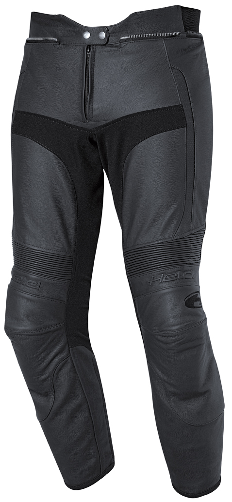Pantalón conjuntable Held Turn cuero en negro