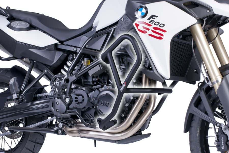 Defensas de motor Puig para BMW F800GS 13-17