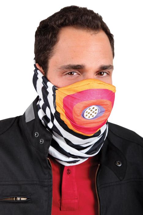 Cubrecuello mascaraTucano Urbano FACE_TU_FACE MASK 684