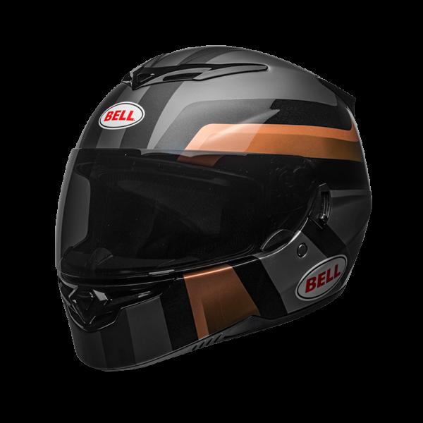 Casco integral Bell RS2 Empire Nergo/Cobre