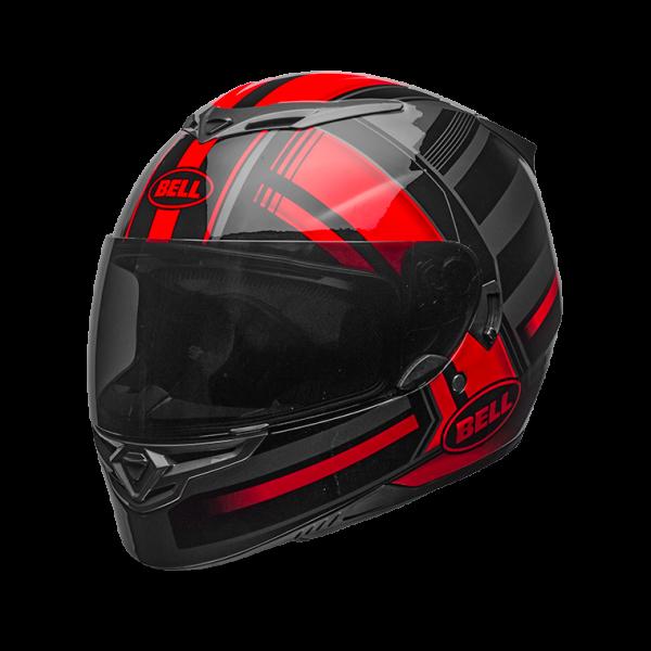 Casco integral Bell RS2 Tactical Negro/Rojo/Titanio