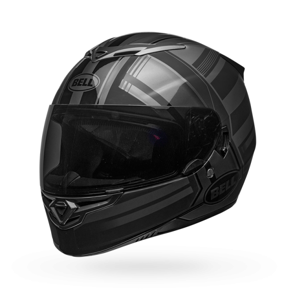 Casco integral Bell RS2 Tactical Negro/Titanio