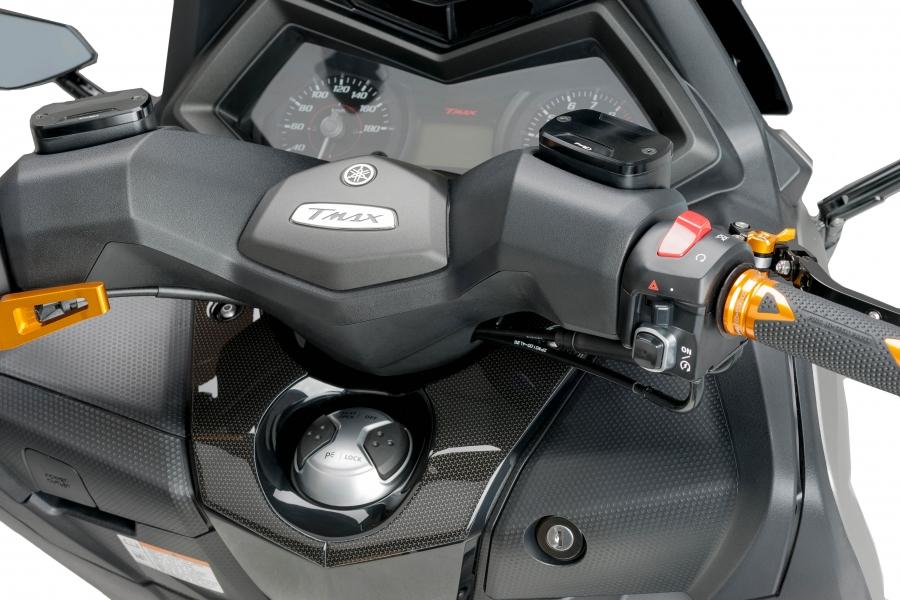 Adhesivo protector llave de contacto Puig para moto Yamaha T-Max 530 2012-2016