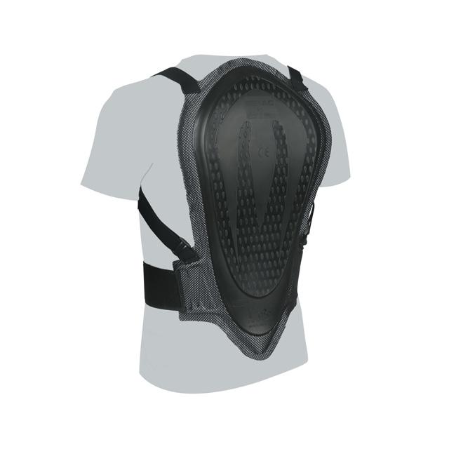 Protección para la espalda homologada