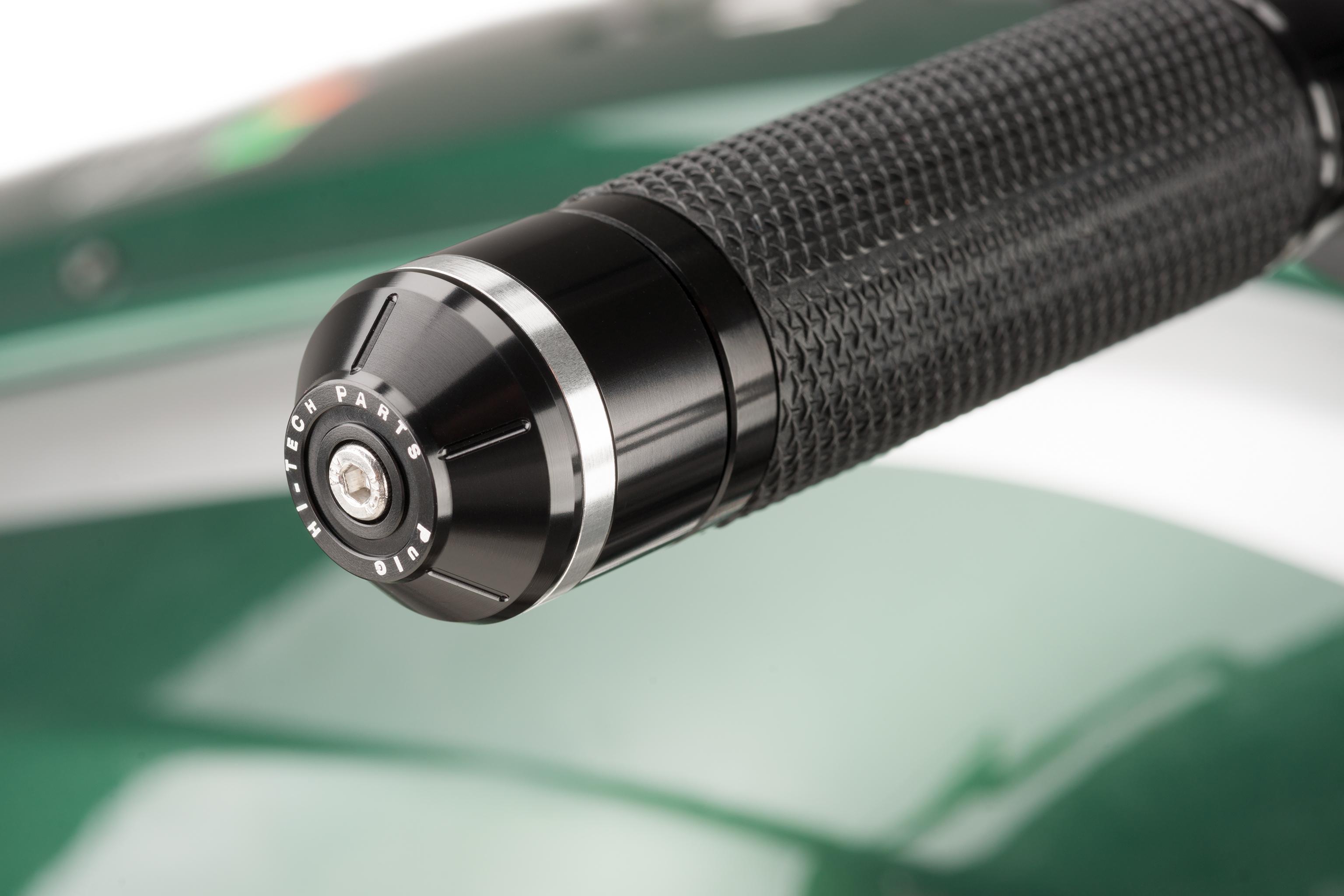Contrapesos manillar modelo corto con aro Puig 8113 para MV AGUSTA BRUTALE 675 12-17 / BRUTALE 800/R 13-17