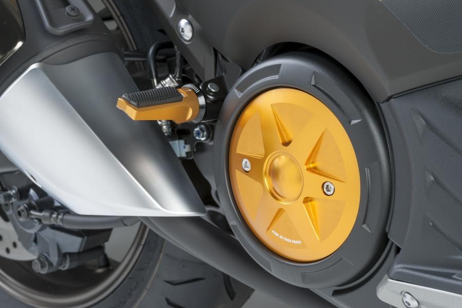 Tapa embrague Puig 8501 para moto Yamaha T-Max 530 2012-2016