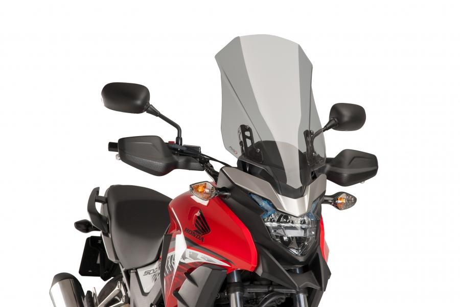 Cúpula Puig Touring 8901 para moto Honda CB 500X 16-17