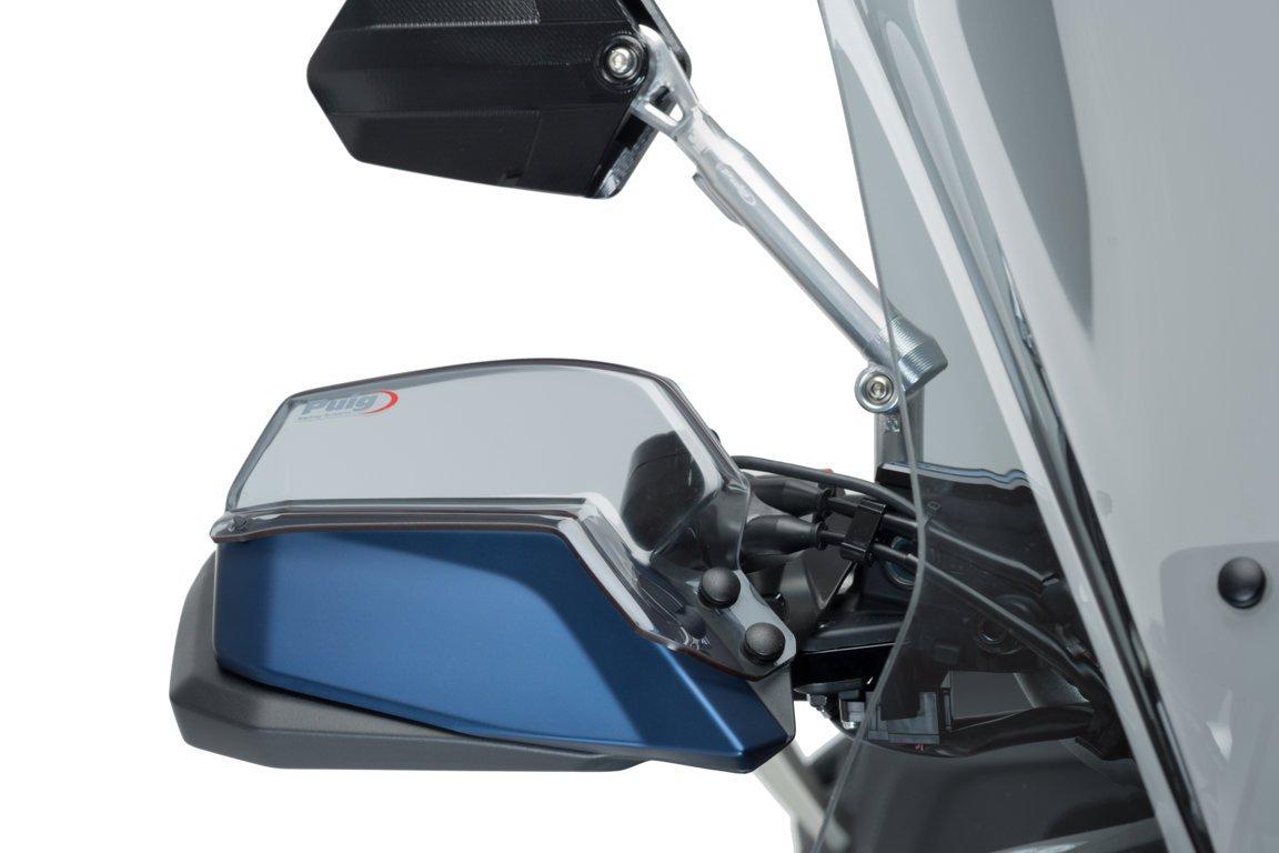 Extensión de paramanos Puig 9727 para Yamaha Tracer 900 / GT  18-19
