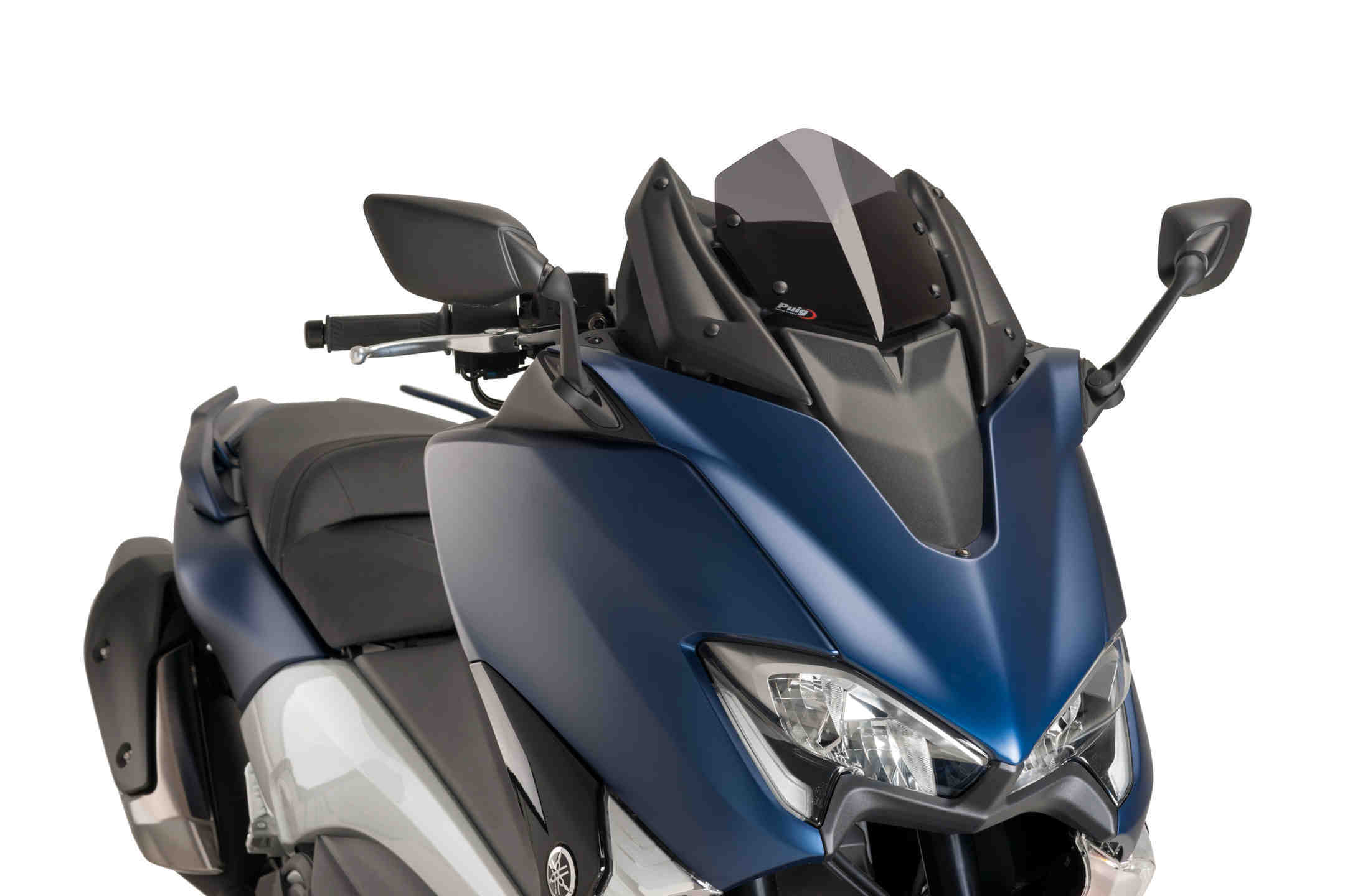 Cúpula Puig V-Tech Line Supersport para Yamaha T-Max 530 SX / DX 2017>