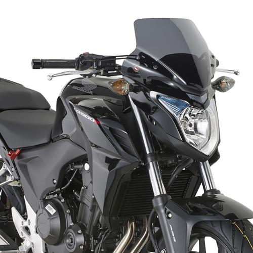Cúpula ahumada Givi A1126 para moto Honda CB 500F 13>
