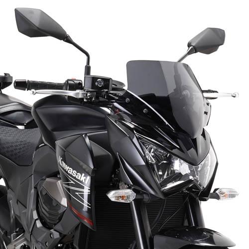 Cúpula ahumada Givi A4109 para moto Kawasaki Z 800 2013>