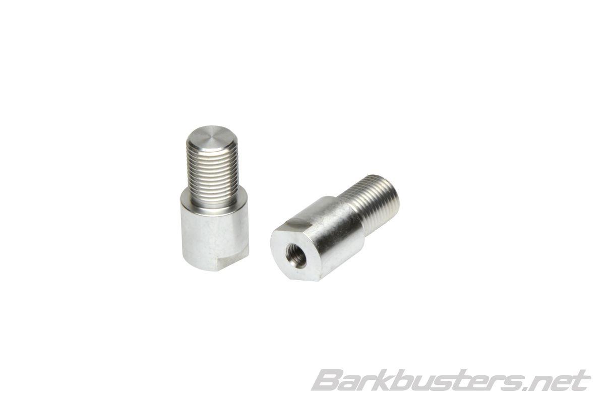 Adaptador Barkbusters para sustituir los contrapesos originales Yamaha