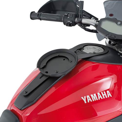 14-17 Réservoir-Support Tankhalter Réservoir Arrière Yamaha mt-07 ABS rm04