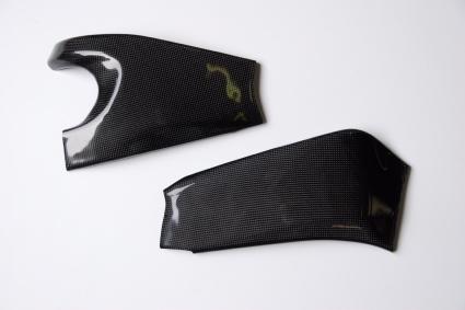 Protectores de Basculante Kawasaki ZX-6R Diabolos Carbono