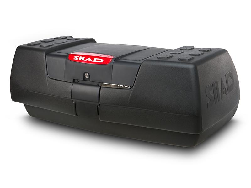 Baúl trasero Shad ATV 110 para Quad/ATV de 110 Lts.