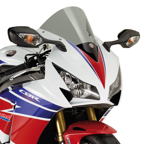 Cúpula deportiva ahumada Givi D1113S para moto Honda CBR1000RR 12-13