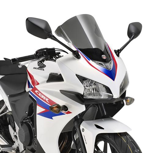 Cúpula deportiva ahumada Givi D1119S para moto Honda CBR 500R 13>