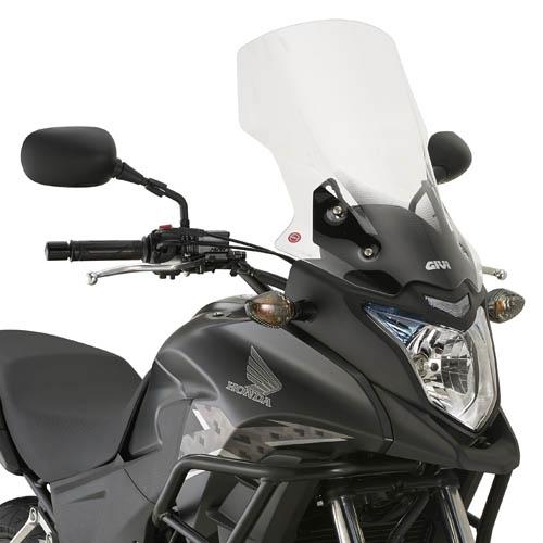 Cúpula Givi D1121ST para moto Honda CB 500X 13>