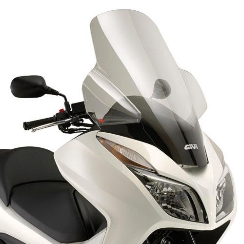 Cúpula transparente Givi D1123ST para moto Honda Forza 300 ABS 13>