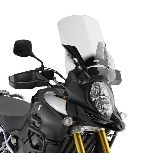 Cúpula transparente Givi D3105ST para moto Suzuki DL 1000 V-Strom 2014>