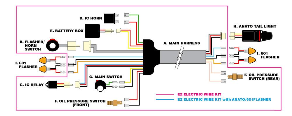 d4570051-0 Yamaha Moto Cc Wiring Diagram on