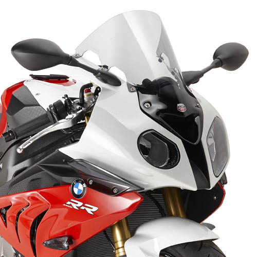 Cúpula deportiva color ahumada Givi D5104S para moto BMW S1000RR 12-13