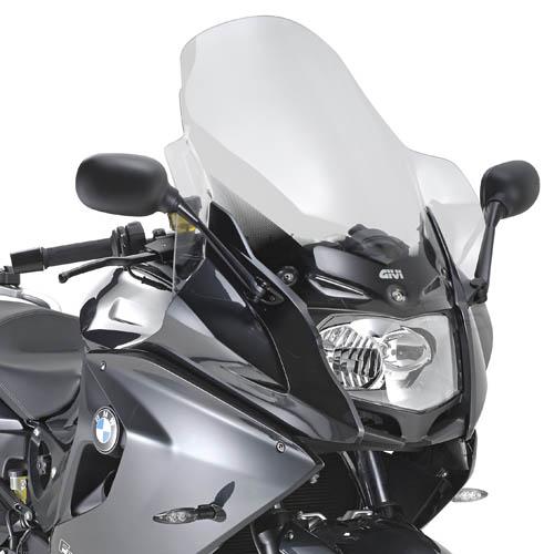 Cúpula transparente Givi D5109ST para moto BMW F800GT 13-19