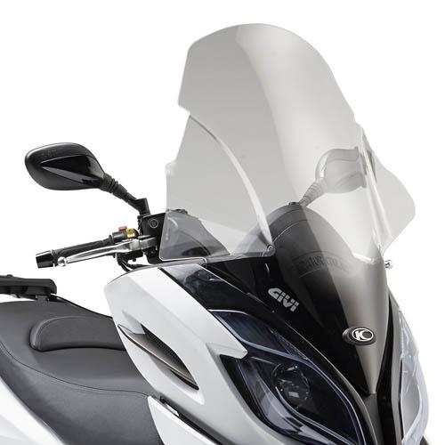 Cúpula Givi D6103ST para moto Kymco K-XCT 125i-300i 13>
