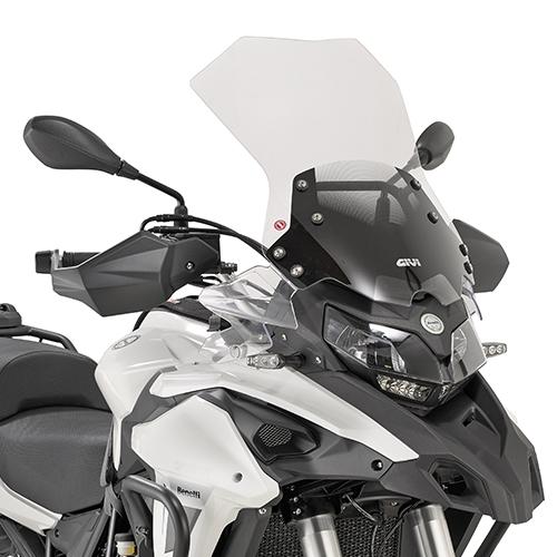 Cúpula transparente Givi D8703ST para moto BENELLI TRK502 / X 17>