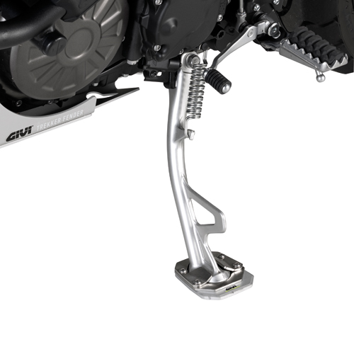Base Givi ES2119 para agrandar el apoyo del caballete original para moto Yamaha XT 1200ZE 14-15