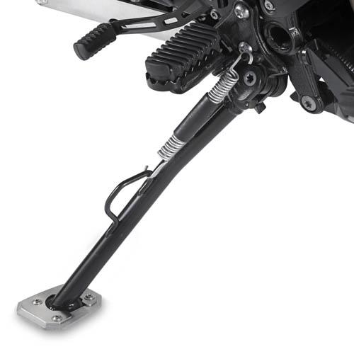 Base Givi ES5110 para agrandar el apoyo del caballete original para moto BMW F800GS Adventure 13-14