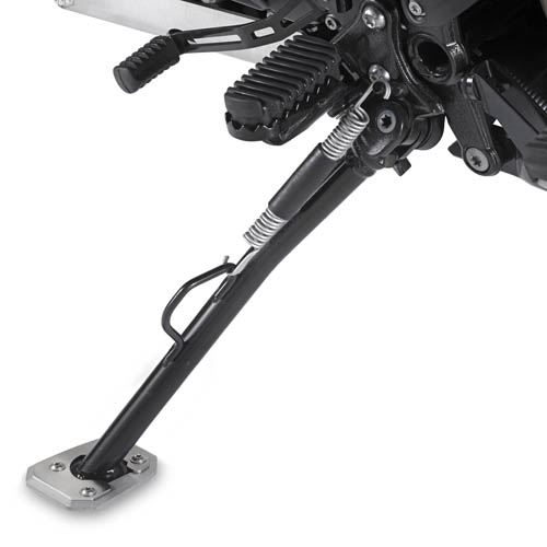 Base Givi ES684 para agrandar el apoyo del caballete original para moto BMW R1200GS 04-05