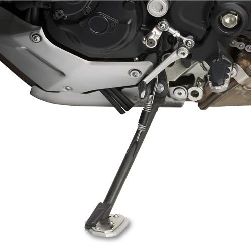 Base Givi ES7401 para agrandar el apoyo del caballete original para moto Ducati Multistrada 1200 10>