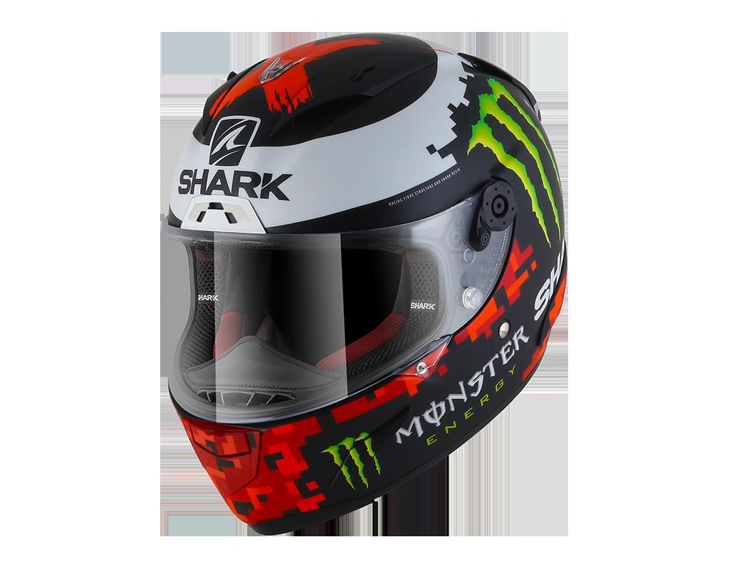 Casco integral SHARK Race-R Pro Lorenzo 2018